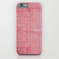 Robotic Boobs Red Slim Case iPhone 6s