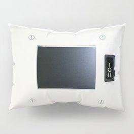 Wall Screen Pillow Sham