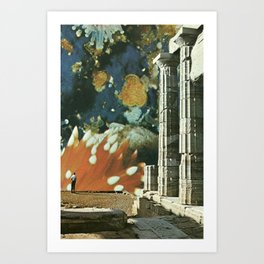 The philosopher Art Print