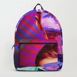 """Elevate to Love""  Valetines Series by www.weart2 Backpack"