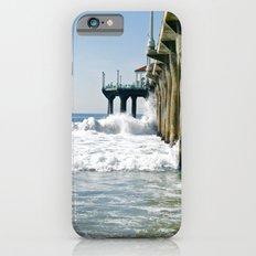 Manhattan Beach Pier iPhone 6 Slim Case