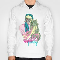 lsd Hoodies featuring Lsd  horror party by DIVIDUS