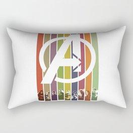 VINTAGE OF ULTRON Rectangular Pillow