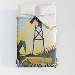Kansas Comforters
