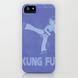 Retrogaming - Kung fu iPhone Case