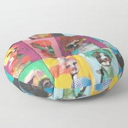 Medley Floor Pillow