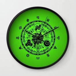 Legend Of Zelda Historia Wall Clock