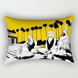 Supreme girls Rectangular Pillow