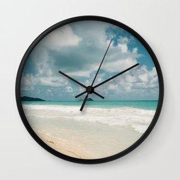 Oahu Hawaii VII Wall Clock