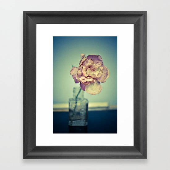Pretty Flower 1 Framed Art Print