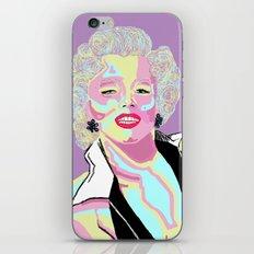 Marilyn M iPhone & iPod Skin