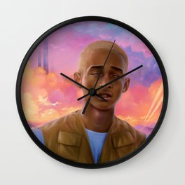 Jaden Smith- SYRE Wall Clock