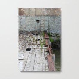 Rustic  Metal Print