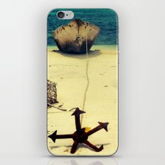 Break the Roots iPhone & iPod Skin