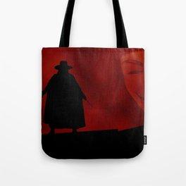 V for Vendetta (e3) Tote Bag