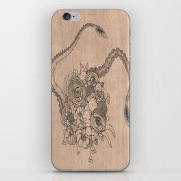 Ranunculus Lives iPhone Skin