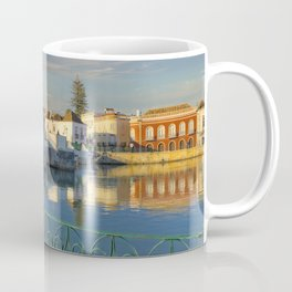 Tavira the 'Roman Bridge', Portugal Coffee Mug