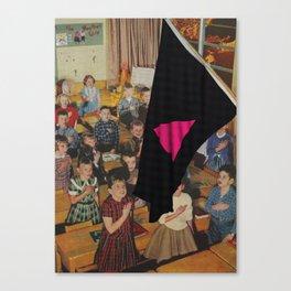 Queer Nation (…Under God) Canvas Print