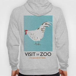 Visit the Zoo Hen edition Hoody