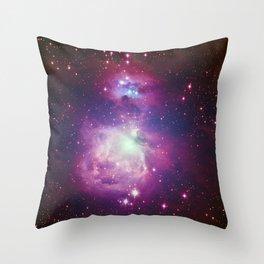 Great Orion Nebula Throw Pillow