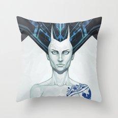Porcelaine Throw Pillow