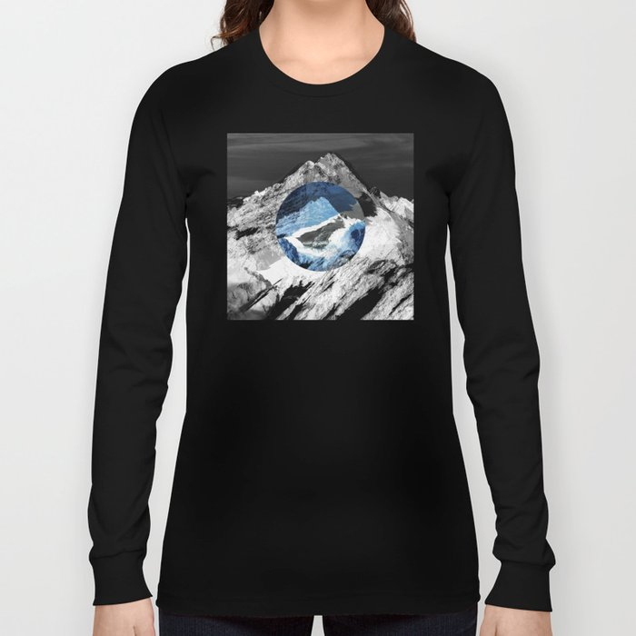 Lost mountain Long Sleeve T-shirt