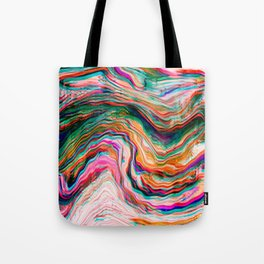 Colour of Deja Vu Tote Bag