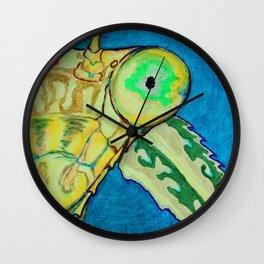 Mantis Wall Clock