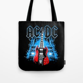 AC/DC Electro Tote Bag