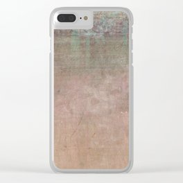 A Shared History Clear iPhone Case