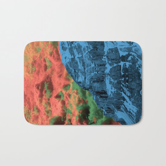 To the End of Mankind Bath Mat
