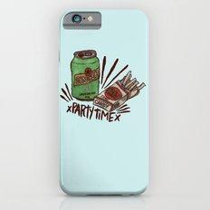 xPARTYTIMEx Slim Case iPhone 6s