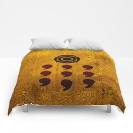 rikudo sennin art Comforters