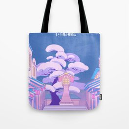 Stairway to the Spirit World Tote Bag