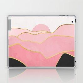 Minimal Landscape 02 Laptop & iPad Skin
