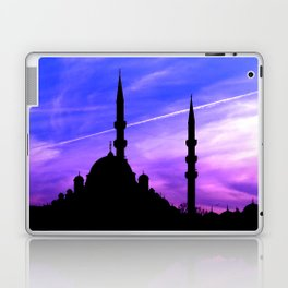 mosque and sunset Laptop & iPad Skin