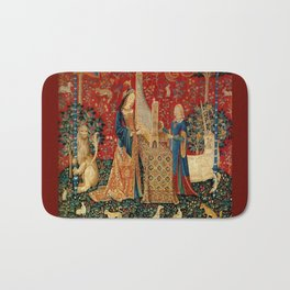 Harry Potter's Gryffindor Common Room Bath Mat