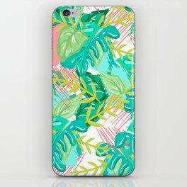 Floresta Tropical iPhone Skin