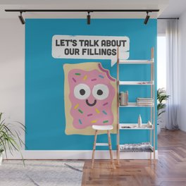 Tart Therapy Wall Mural