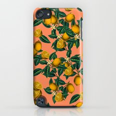 Lemon and Leaf Slim Case iPod touch