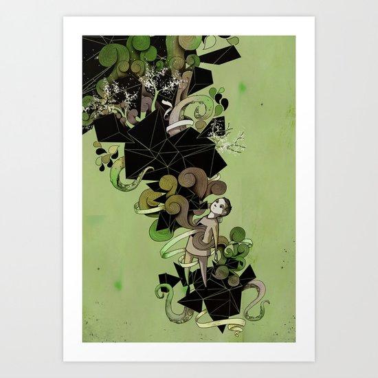 Soulgasm Art Print