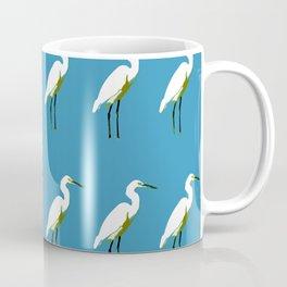 Pop Egrets Coffee Mug