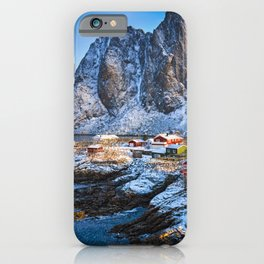 Lofoten Islands, Norway iPhone Case