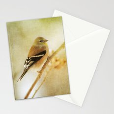 American Gold Finch Stationery Cards