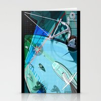sailing Stationery Cards featuring Sailing by Robin Curtiss