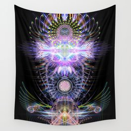 Mantric Focus Wall Tapestry