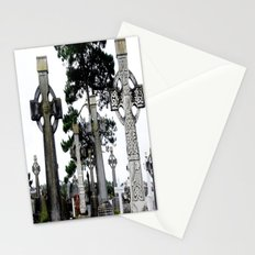 Everyone Has A Cross To Bear Stationery Cards