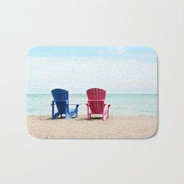 AFE Beach Chairs Bath Mat