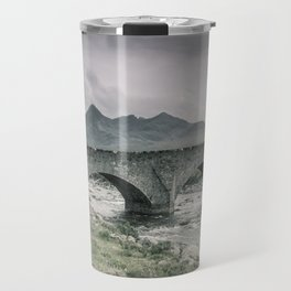 The Bridge and the Cuillin Travel Mug