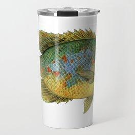 Pumpkinseed Travel Mug